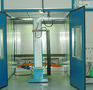 LIQUID COATING PLANTS